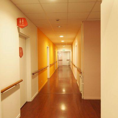 Etage 1 - Pôle médical